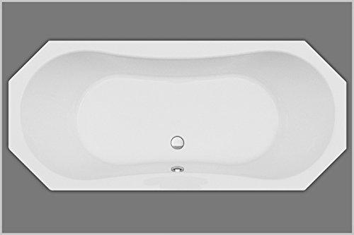 Achteck Badewanne | Badewanne Achteckform | Badewanne 180x80x43 cm