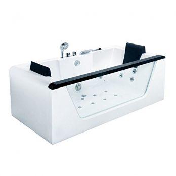 Badewanne 180x90cm | 180x90cm badewanne | whirlpool badewanne | whirlpool badewanne 180x90cm