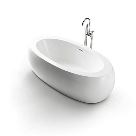 freistehende Badewanne | 189x93 cm badewanne