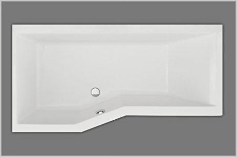 Raumsparbadewanne | badewanne 170x85 cm