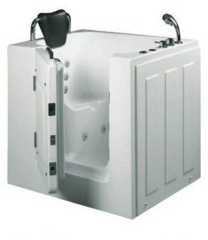 Seniorenbadewanne | Sitzbadewanne | Badewanne mit Tür