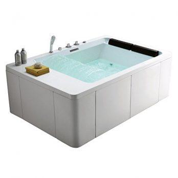 Rechteck badewanne | Rechteckige Badewanne | 2 personen rechteck badewanne
