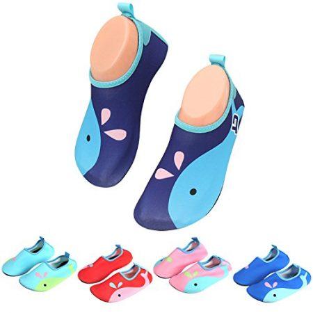 05d8aa42bb Badeschuhe Wasserschuhe Strandschuhe Mädchen Jungen Schwimmschuhe  Barfußschuhe Surfschuhe Kinder Baby Aqua Schuhe