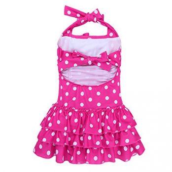Badeanzug für Mädchen | Bademode Kinder | Kinder Bademode | Badekleid für Mädchen
