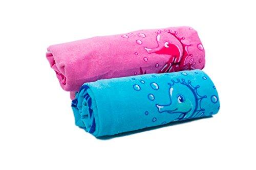 Strandtuch | Sommer Handtuch | 75c150 cm Strandtuh, Seepferdchen Starndtuch , Seepferdchen Handtuch