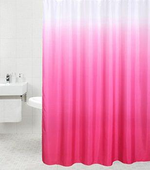 Duschvorhang,  180x180 Duschvorhang, Badevorhang, Badevorhang 180x180 , Pink duschvorhang, badevorhang Pink, 180x180 duschvorhang Pink