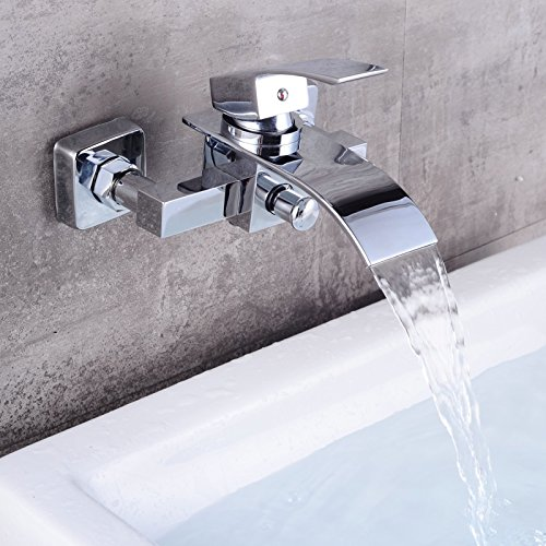 Super Retro Deluxe Fauceting Becken Tippen Badezimmer Badewanne Armatur KN11