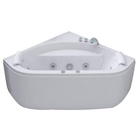 whirlpool badewanne | 140x140 Badewanne | Badewanne mit Massage | Badewanne für 2 Personen | whirlpoolbadewnne 2 personen