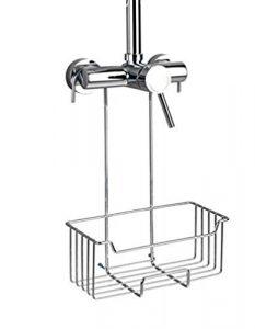 Auffangbehälter, Duschregal, Regal für Duschutensilien