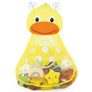 Badewannennetz, Badnetz, Badnetz für Spielzeug, Aufbewahrungsnetz für Spielzeug