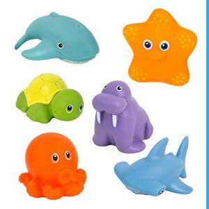 Badewannenspielzeug, Spielzeug Badewanne, Badespielzeug