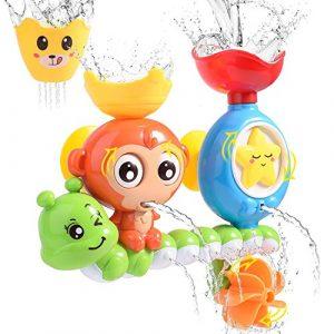 Spielzeug Badewanne, Badspielzeug Badeente, Badspielzeug, Badewannenspielzueg